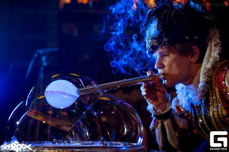 Королевское Шоу мыльных пузырей | Royal Bubble Show