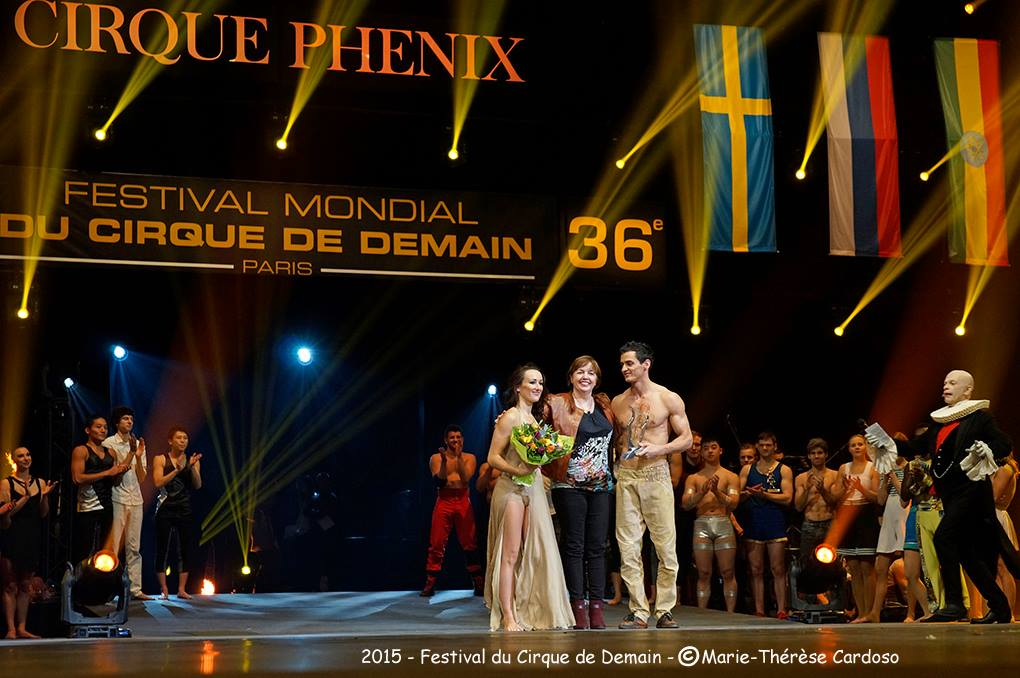 Festival du Cirque de Demain | our awards